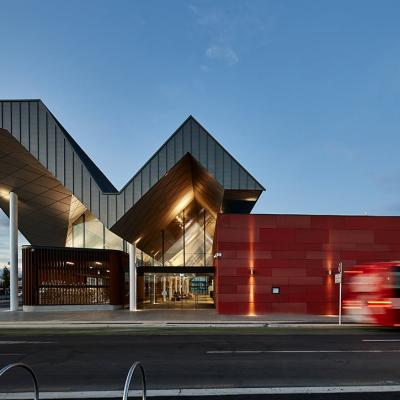 Christchurch Bus Interchange