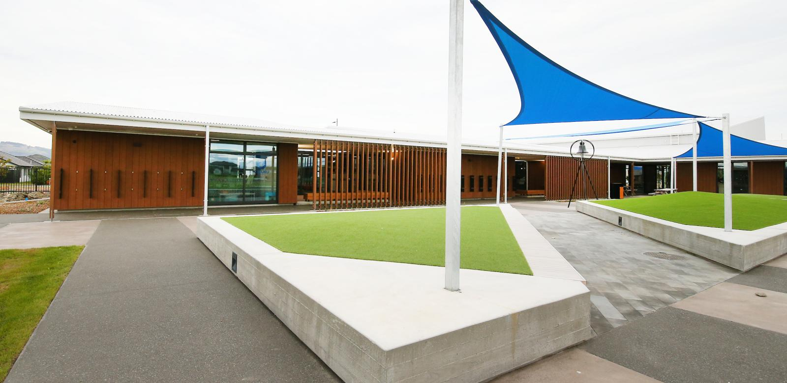 Wigram Primary School, Christchurch