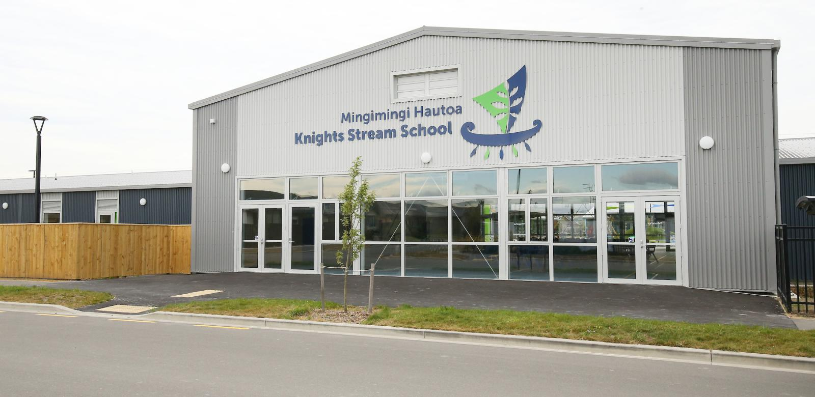 Knights Stream School, Christchurch