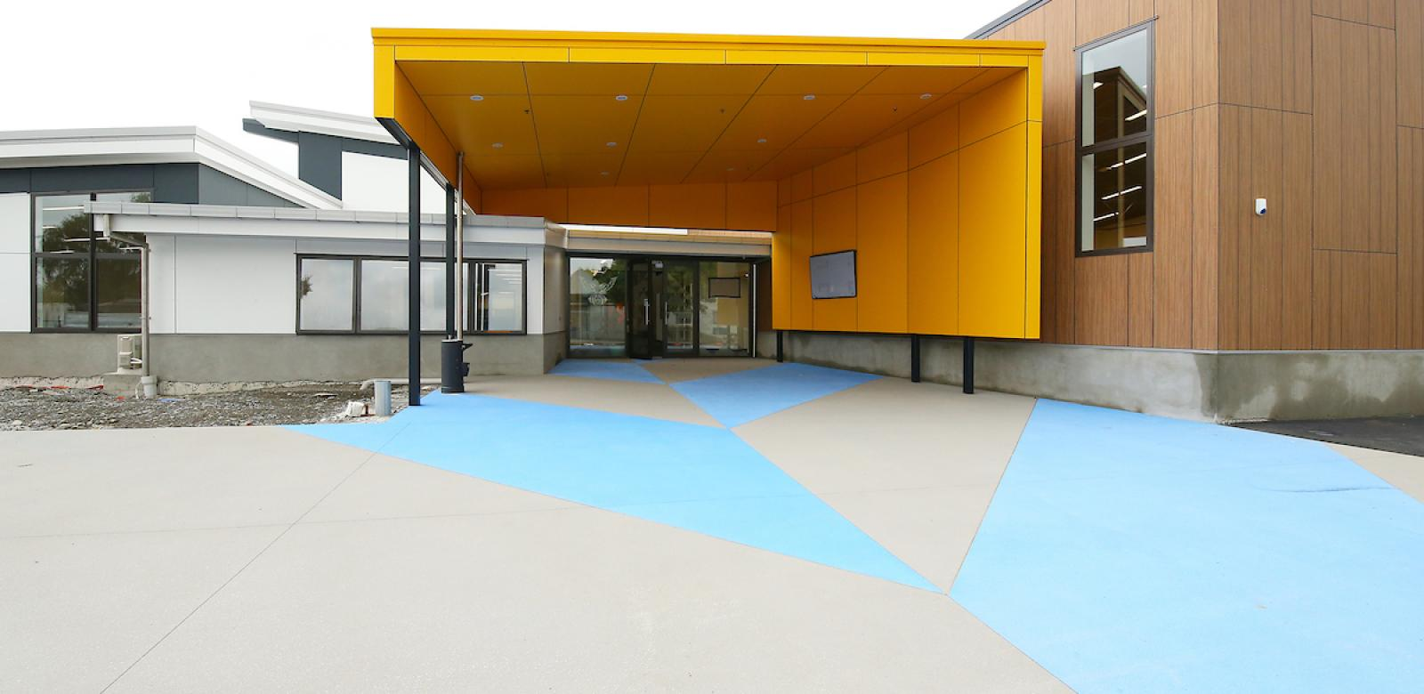 Kaiapoi High School, Christchurch