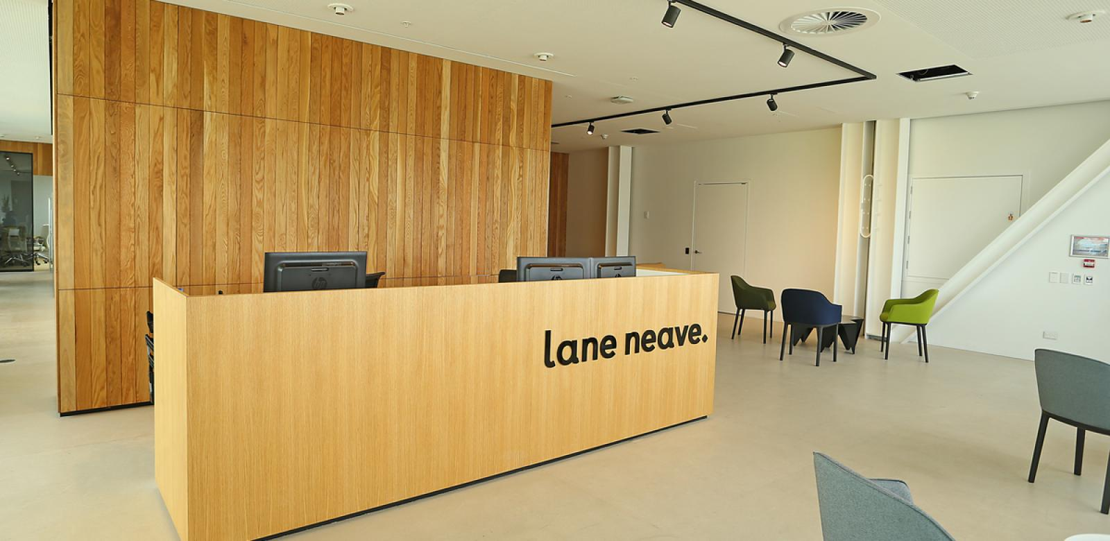 Lane Neave Office Fit-out
